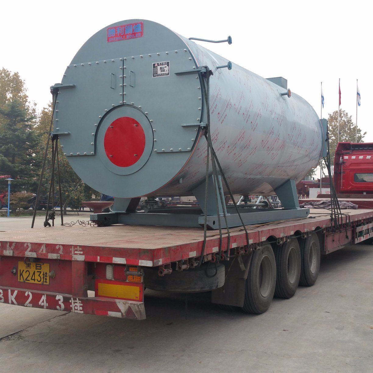 Water Tube Boiler Manufacturers for Thermal Engineering