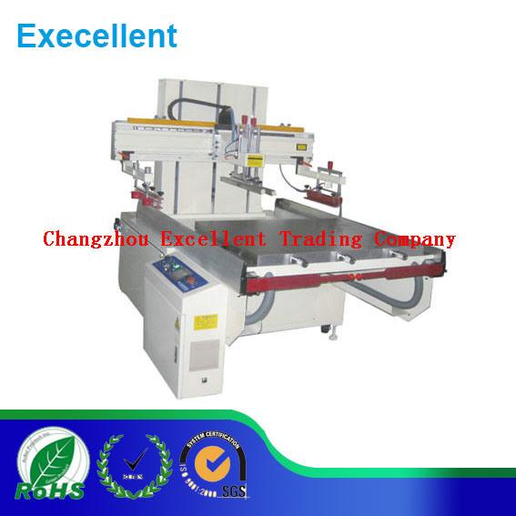 Vertical Bedplate Mobile Type Screen Printers