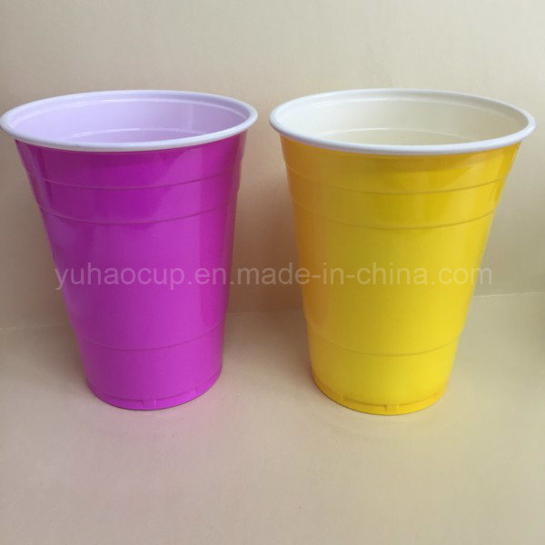 Disposable Plastic Cup for Cold Drinking Factory Price
