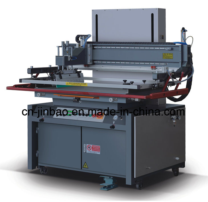 Vertical Screen Printing Machine 70*50cm (JB-750II)