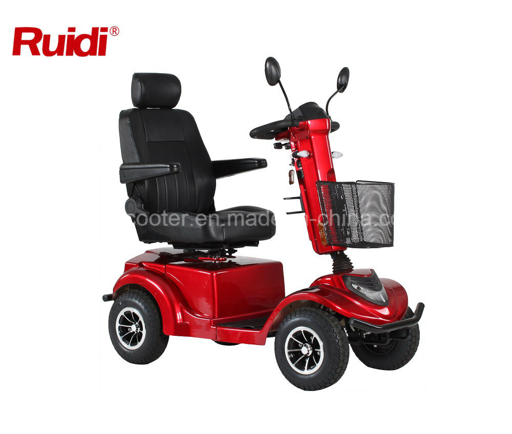 Digital Display 950W Scooter Full Suspension Mobility Scooter