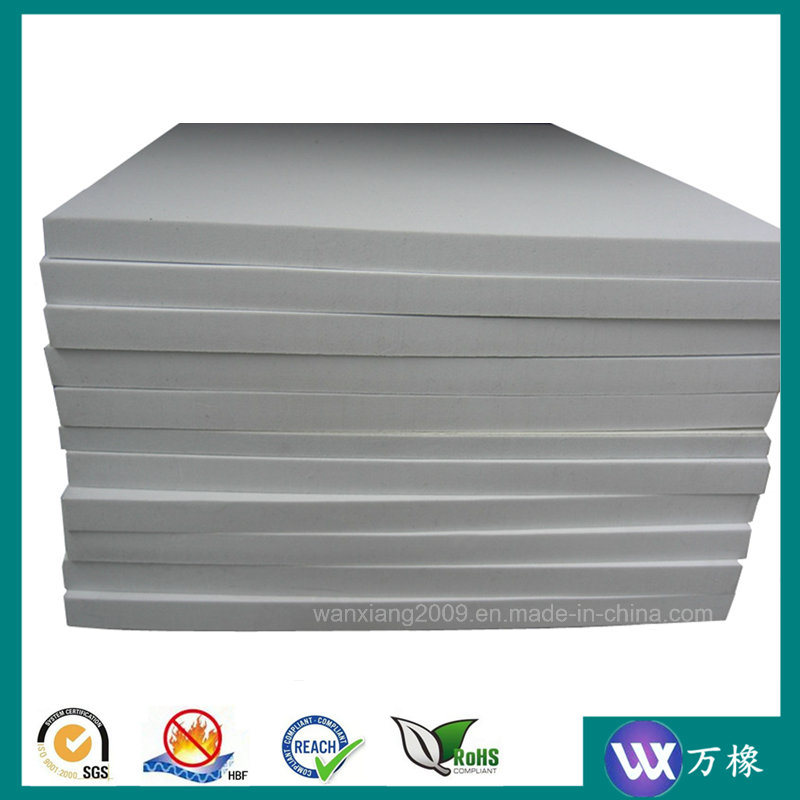 Closed Cell Polyethylene PE Foam Rubber