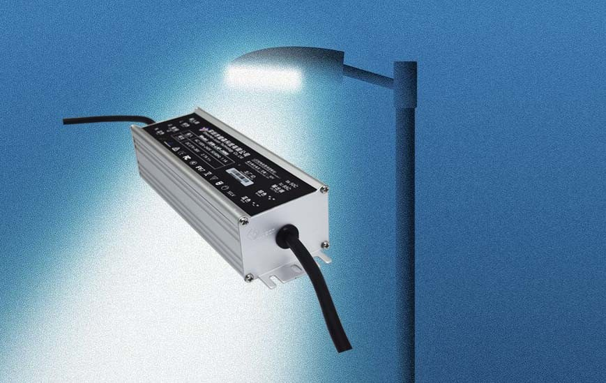 60W LED Module Rainproof Power Supply for LED Wall Washer