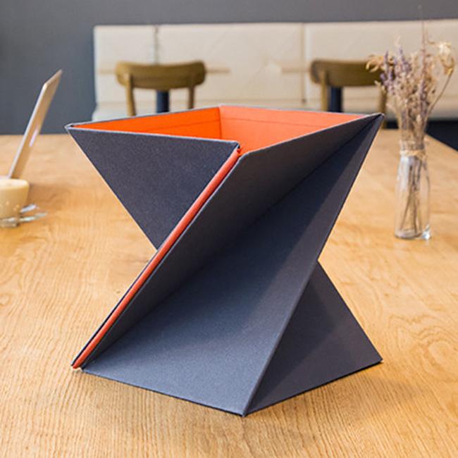 M-Sized Ergonomic Portable Adjustable Laptop Standing Desk