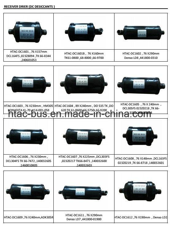 Bus Air Conditioner Tk Carrier Sutrak A/C Receiver Drier