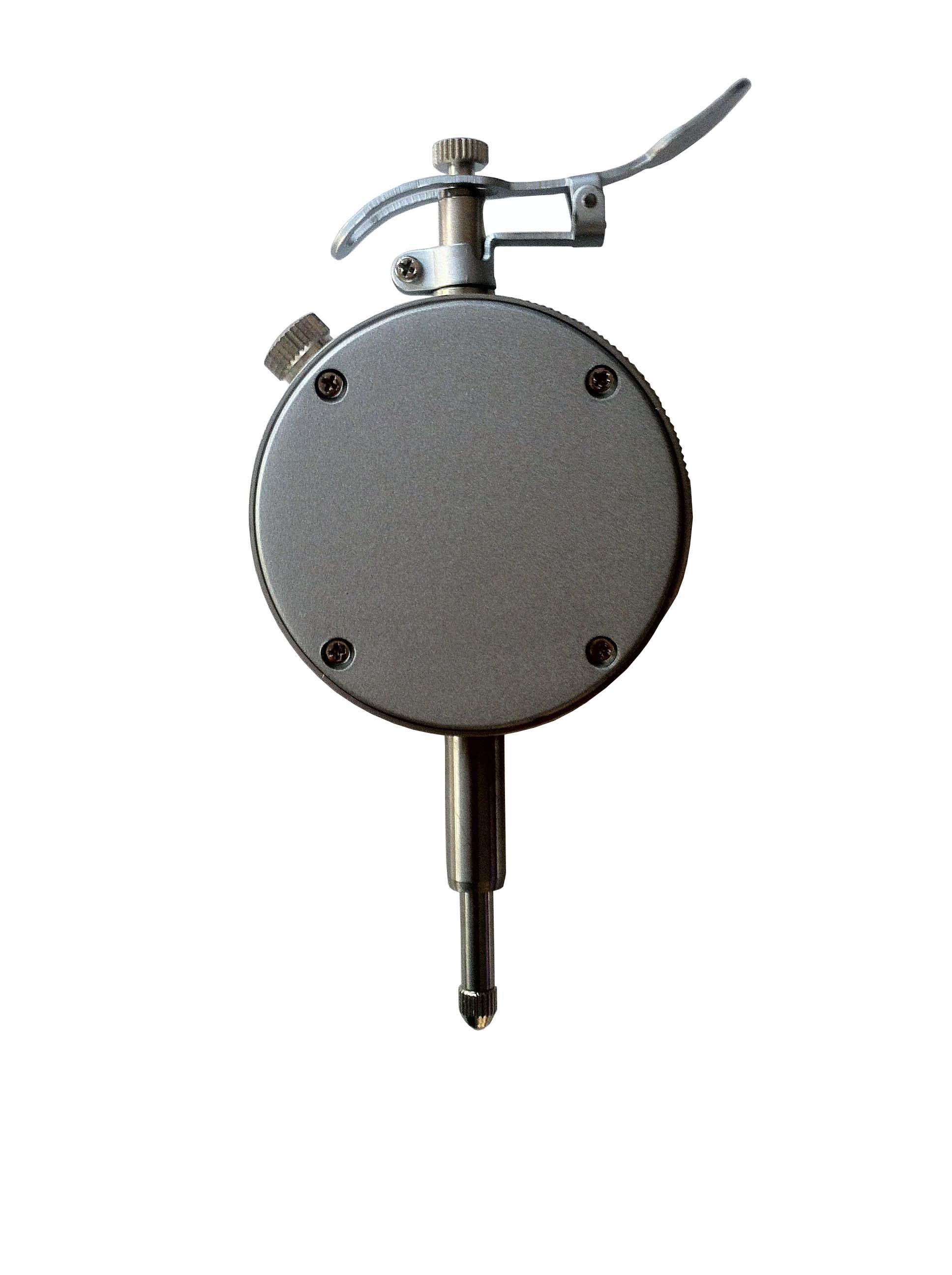 Mechanical Inch Dial Indicator with Lifting Lever on The Left
