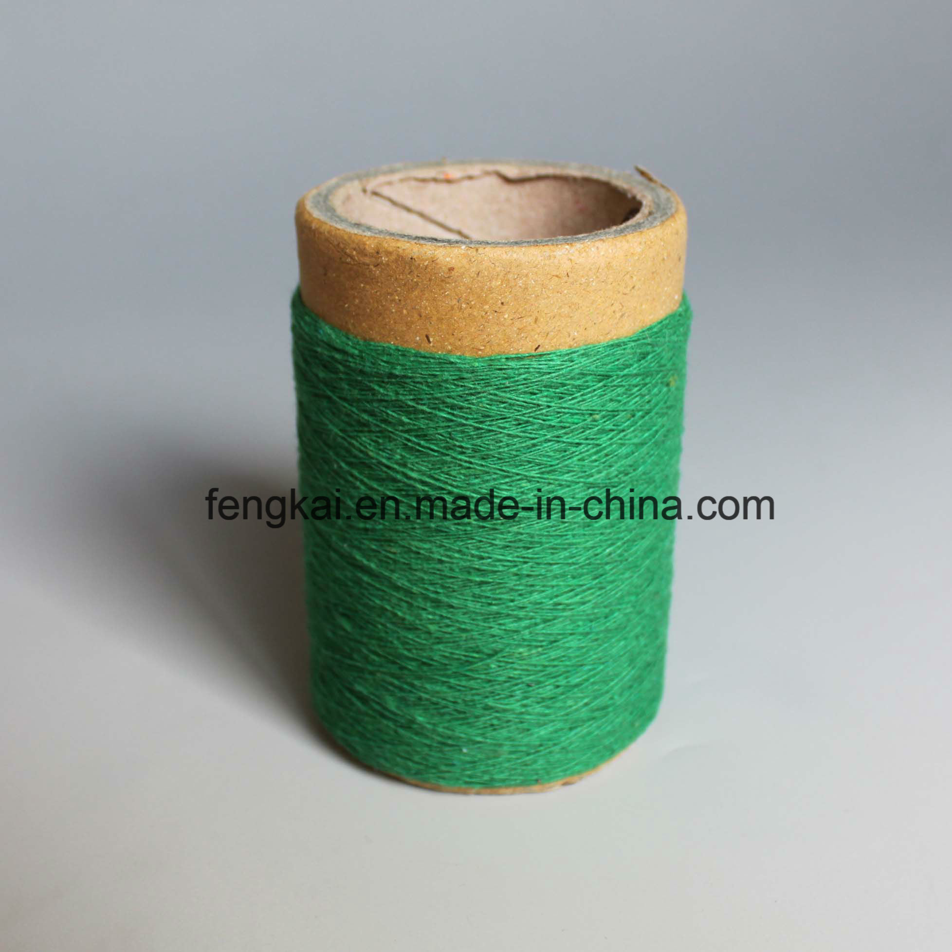 100% Polyester Ring Spun Yarn Close Virgin