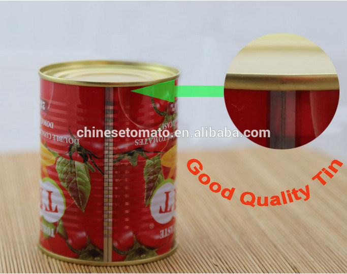 Concentrated Tomato Paste 830g Tins