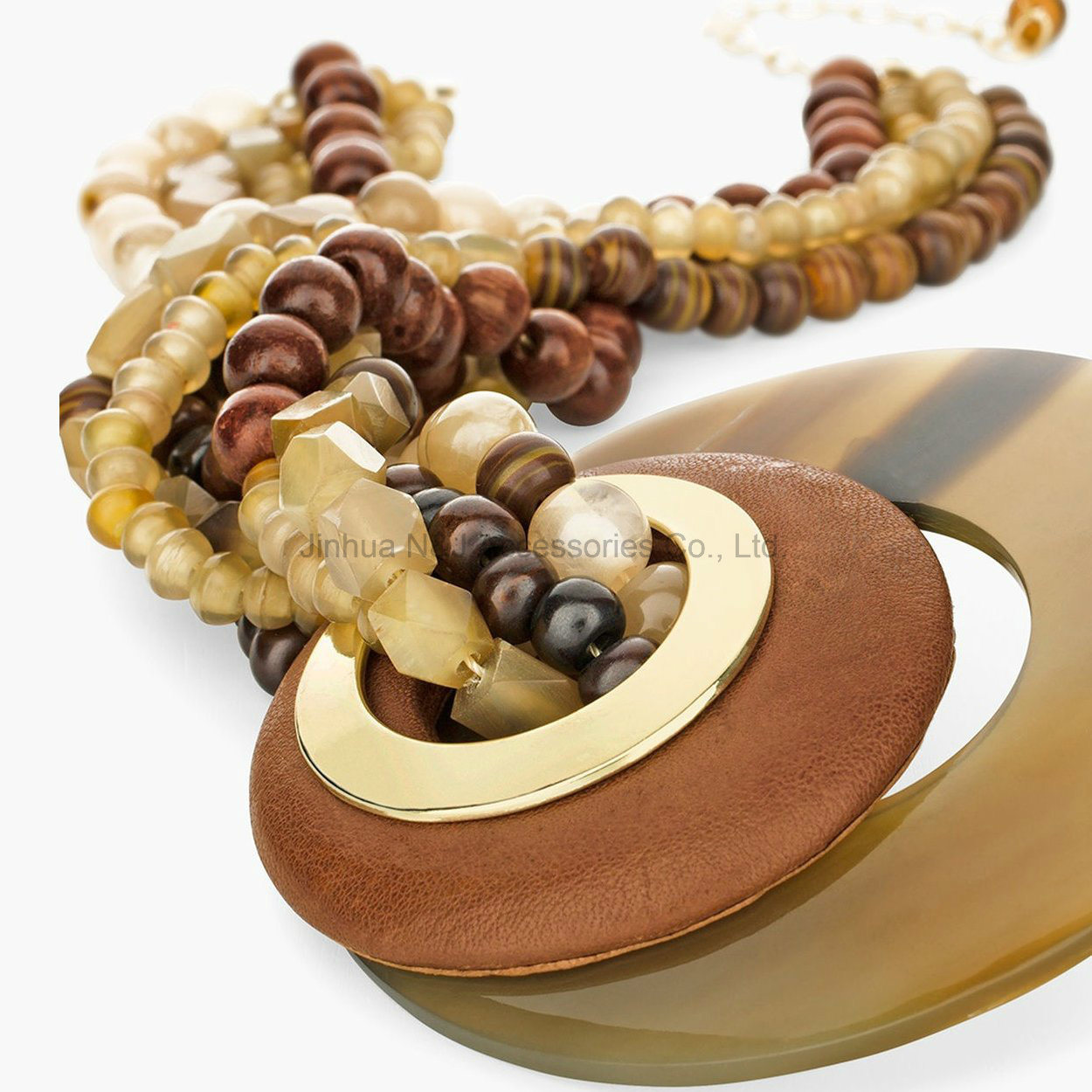 Newest Fashion Handmade Necklaces with Natural Stone Necklace for Women