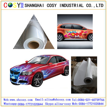 Self Adhesive Vinyl for Digital Printing