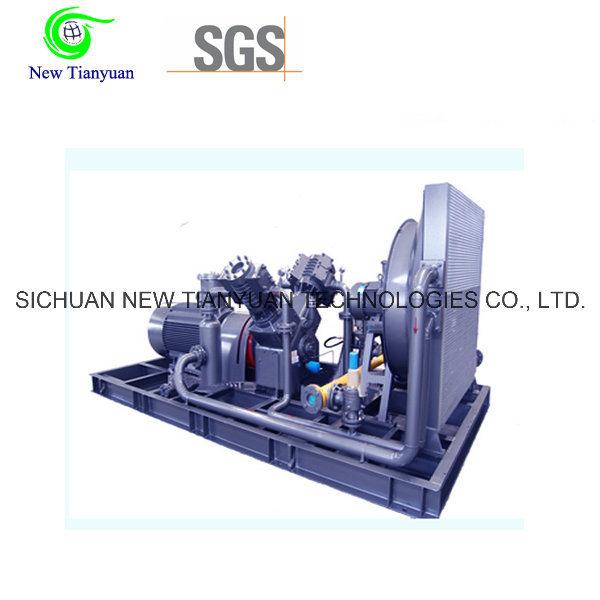 Small Occupation High Pressure CNG Gas Compressor