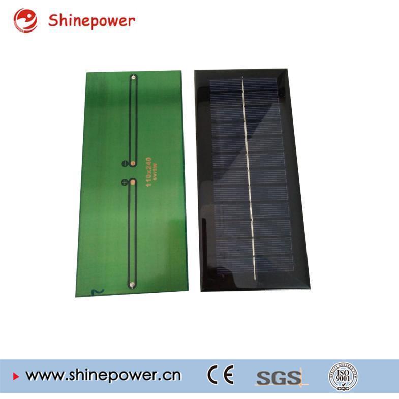 Epoxy Resin /PCB Mini Solar Panels for Solar Light