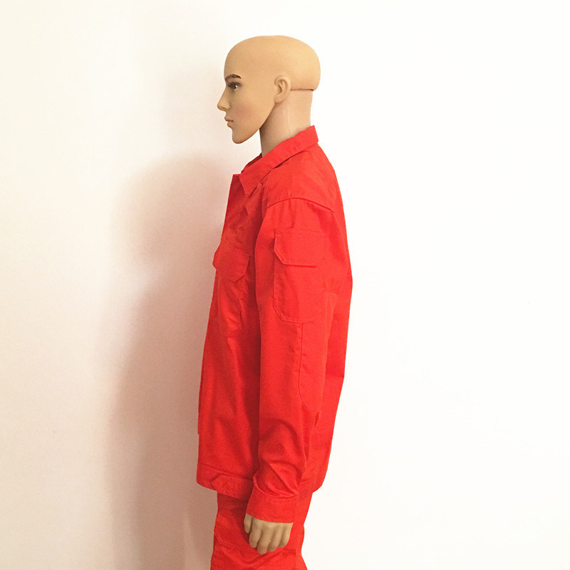 280GSM Flameproof Fabric Pass En11611 Fr Anti-Fire Workwear