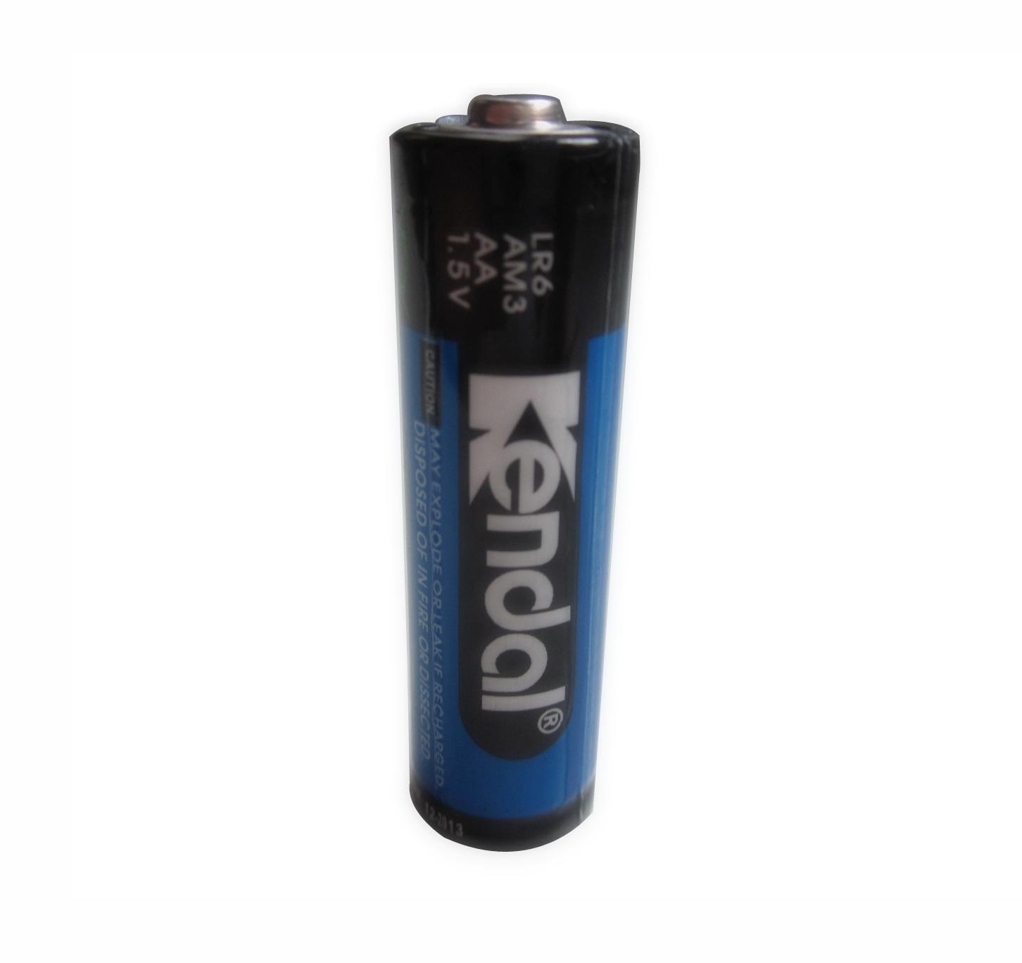 4PCS Shrink AA Lr6 1.5V Alkaline Battery High Power OEM