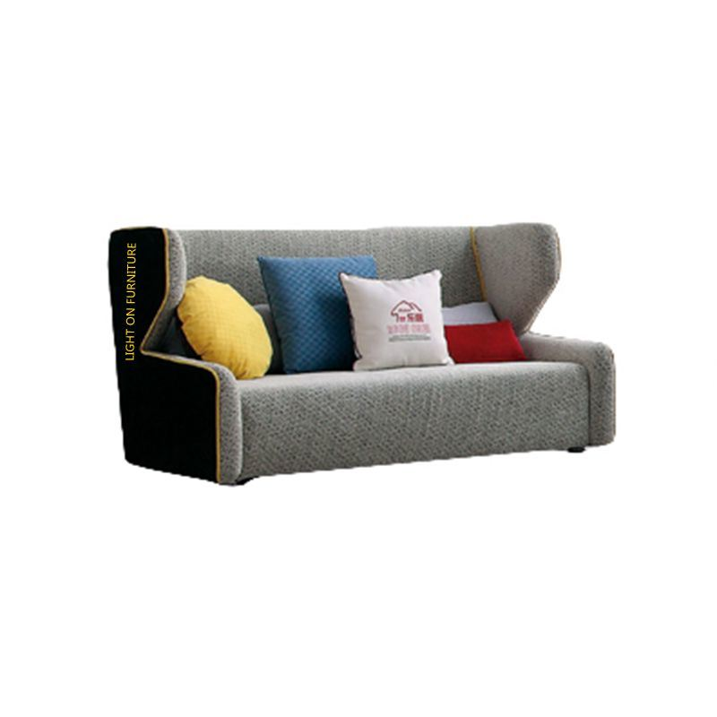 Best Selling Modern Sectional Fabric Sofa (F876)