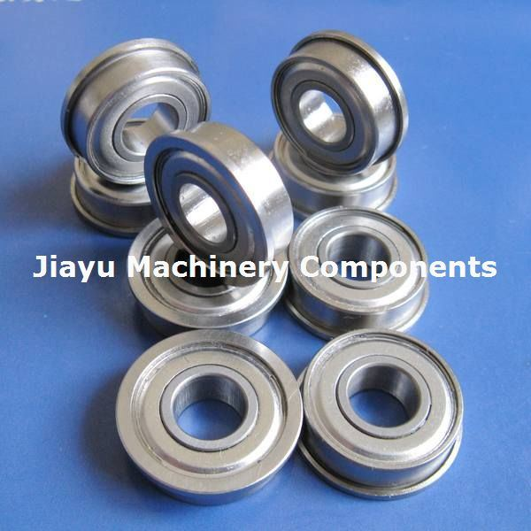 Fr6zz Flange Ball Bearings 3/8 X 7/8 X 9/32 Fr6-2RS Rif1438zz Rif-1438zz