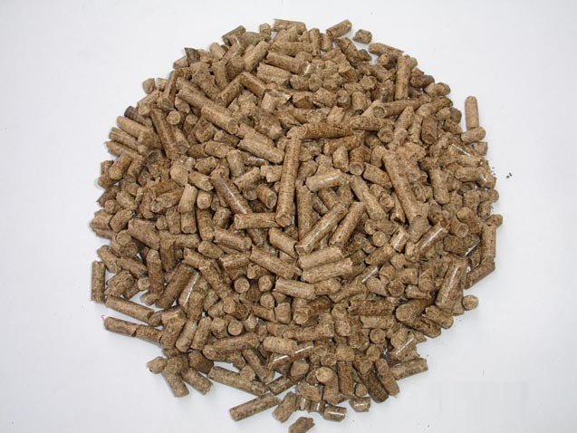 Wood pellet fuel safe clean and high efficiency