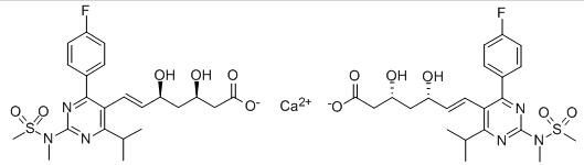 Highest Quality 99% Rosuvastatin Calcium CAS: 147098-20-2