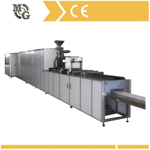 Automatic Chocolate Bar Forming Machine