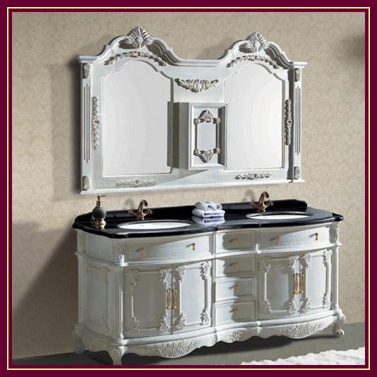 china solid wood bathroom cabinet vanity unit k8012 china bathroom furniture bathroom cabinet. Black Bedroom Furniture Sets. Home Design Ideas