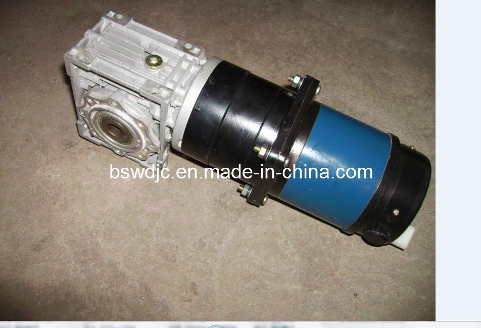 China Dc Worm Gear Motor 24v 800w 300rpm Photos Pictures Made In