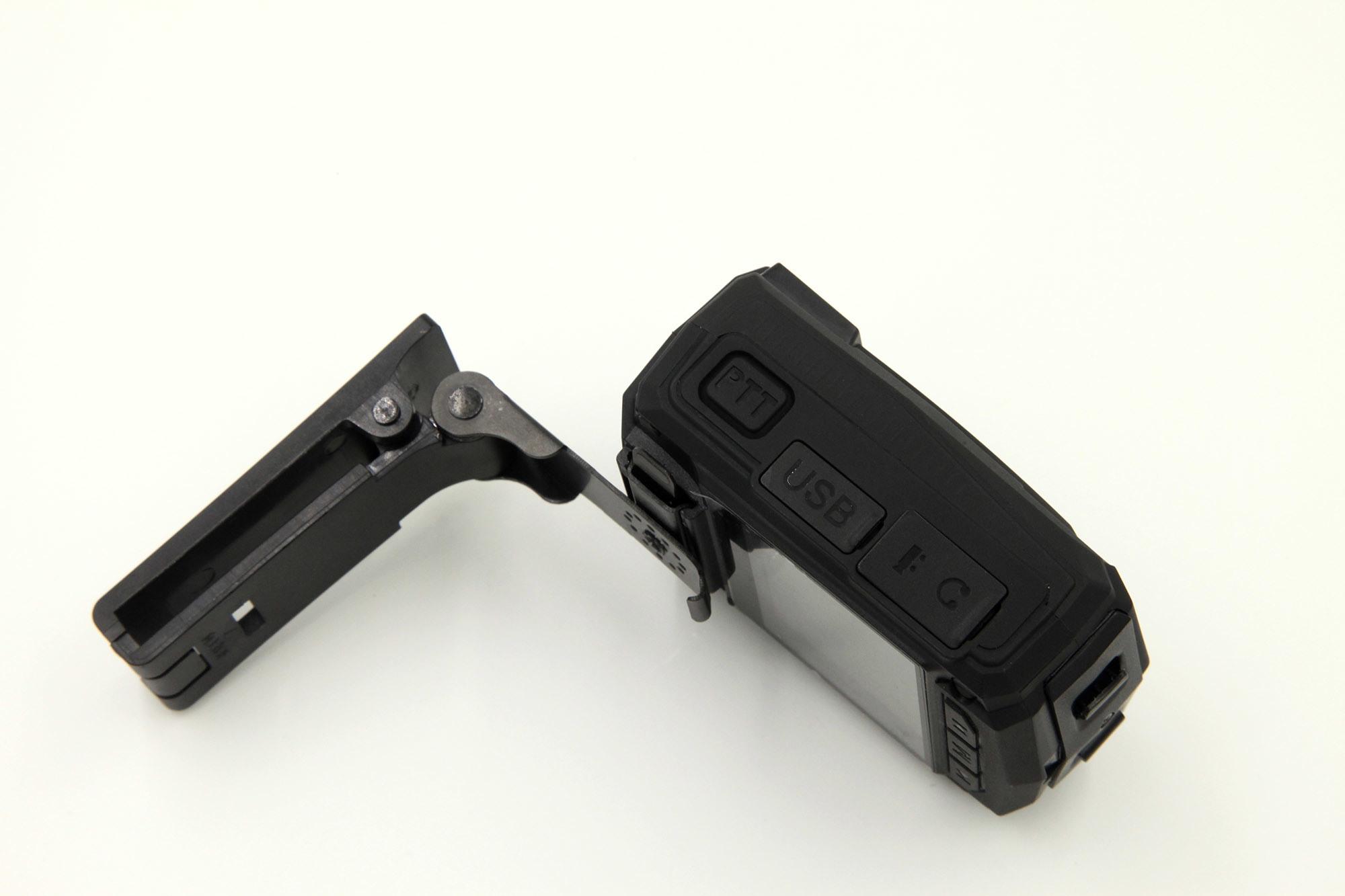 1080P IP67 64G IR Police Worn Body Camera with WiFi Function