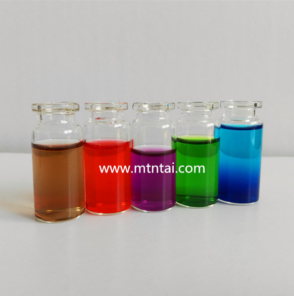 10ml Clear Glass Vials in China Dimension