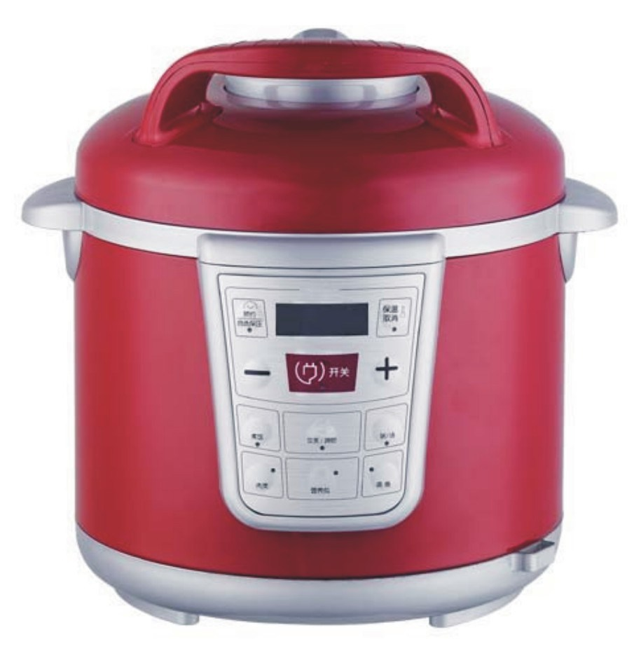 Electric Pressure Fryer ~ China intelligent electric pressure cooker