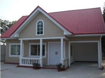 Light Steel Gauge Prefab House