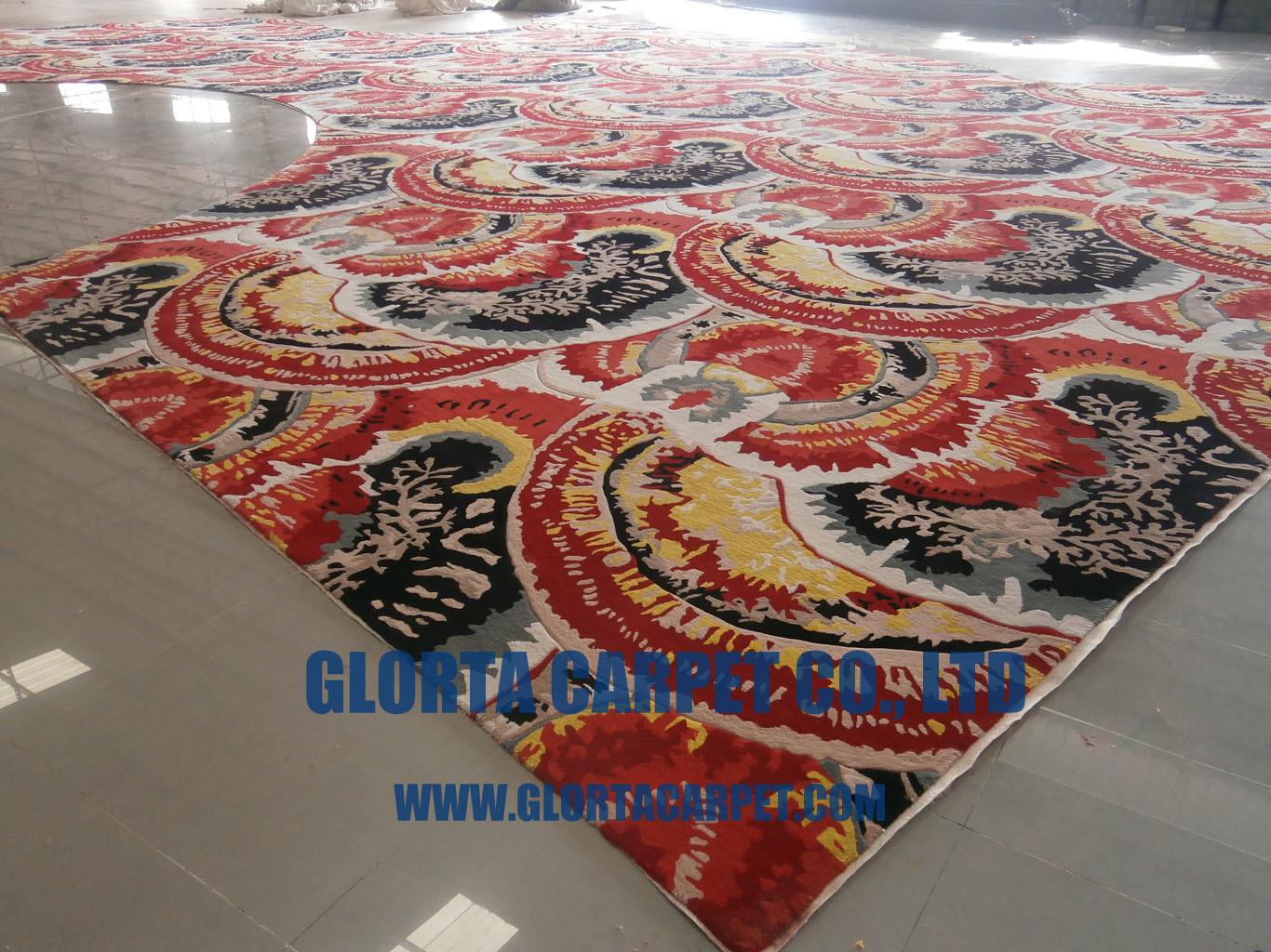 High Quality / Handtufted /Club Carpet