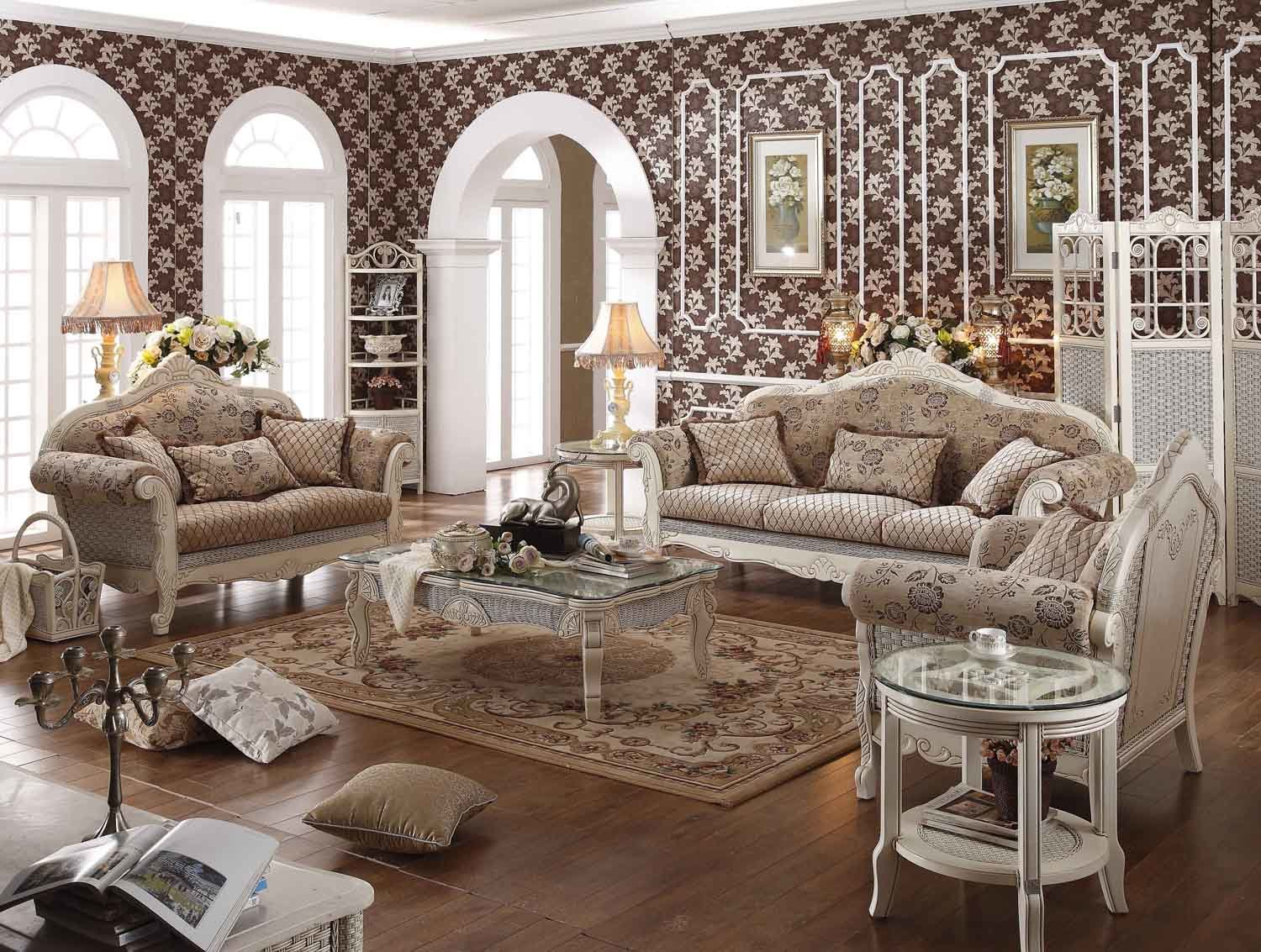 Wicker living room furniture contemporary living room ideas for Wicker living room furniture