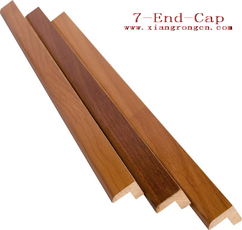 China end cap molding for laminate floor moulding