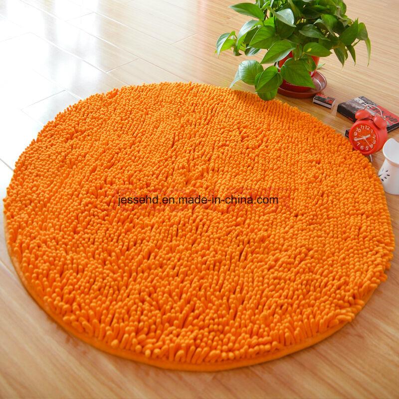 Comfortable Soft Chenille Mat Floor Carpet Bathroom Rug