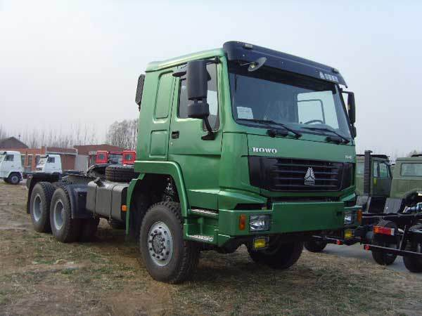 6 X6 All Wheel Drive Truck http://sinotruk2009.en.made-in-china.com/product/CeYxyjwJfvRL/China-All-Wheel-Drive-Truck-HOWO-6x6-Tractor-Truck.html