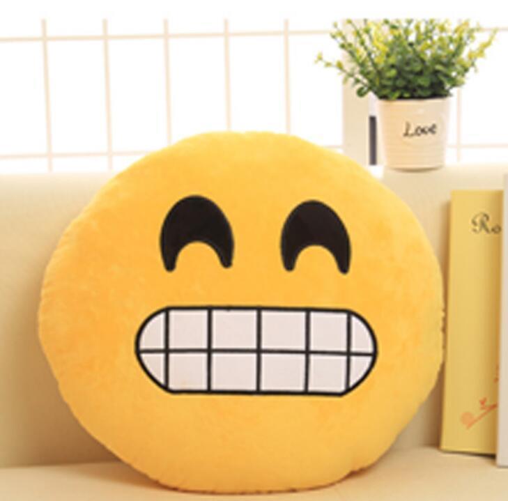 2016 Popular Lovely Emoji Pillow