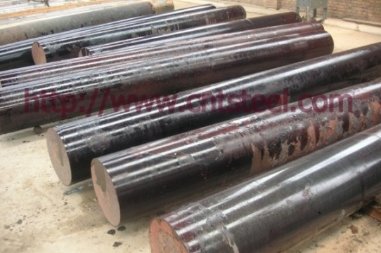 Forged Steel Bar : China forged steel round bar