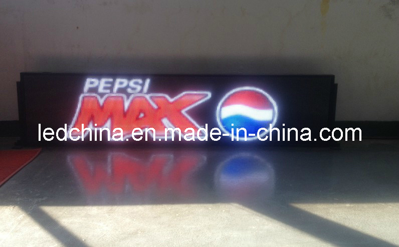 Indoor Multi Color LED Moving Message Sign