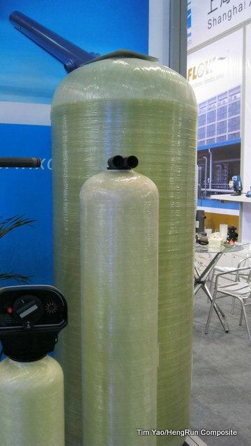 FRP RO Membrane Housing for Water Treatment