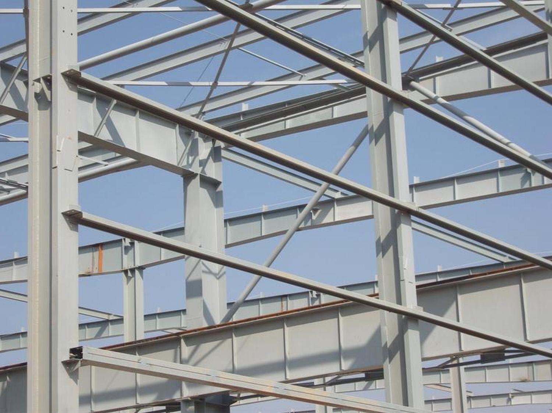 Structure de acero para factory building xm 206 - Estructuras de acero para casas ...