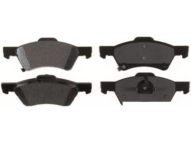 High Quality Auto Parts Fmsi 7733-D857 Brake Pad Set for Chrysler/Dodge