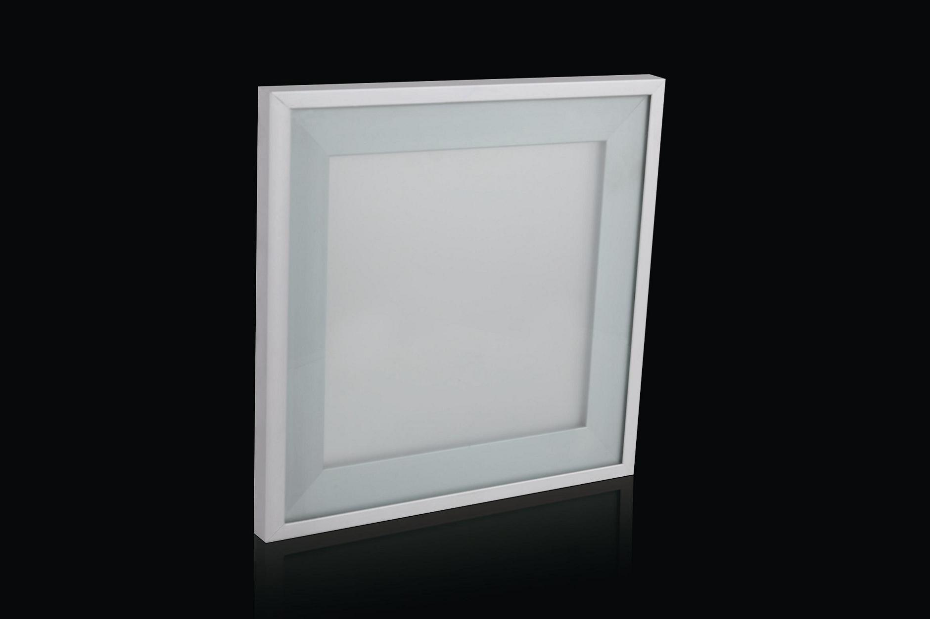 Door frame glass