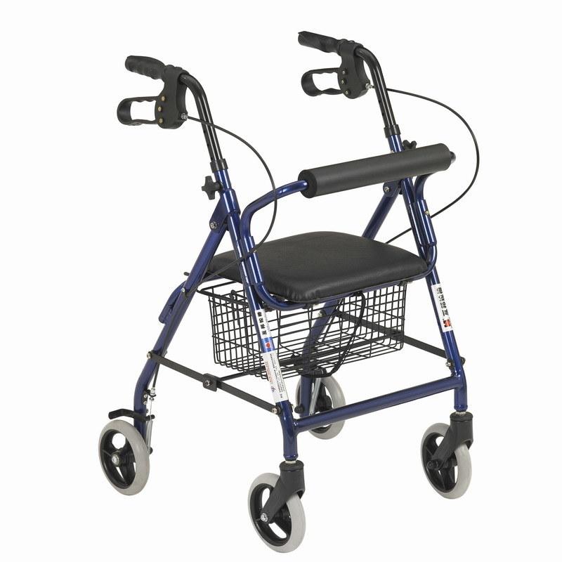 Aluminum Walking Aid (Hz421-03-06)