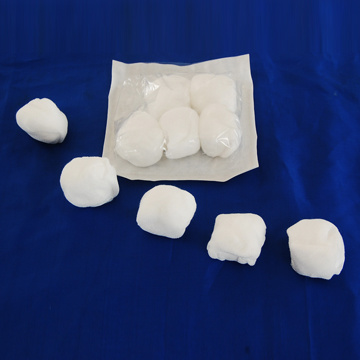 Absorbent Medical Gauze Ball with CE Approved