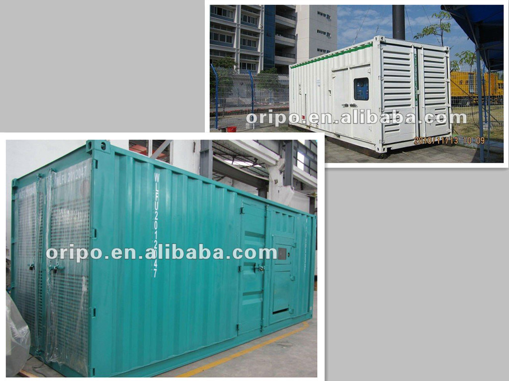 1200kVA Genset for Reefer Container with Good Price