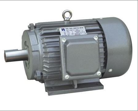 China three phase squirrel cage induction motor y for Three phase induction motor