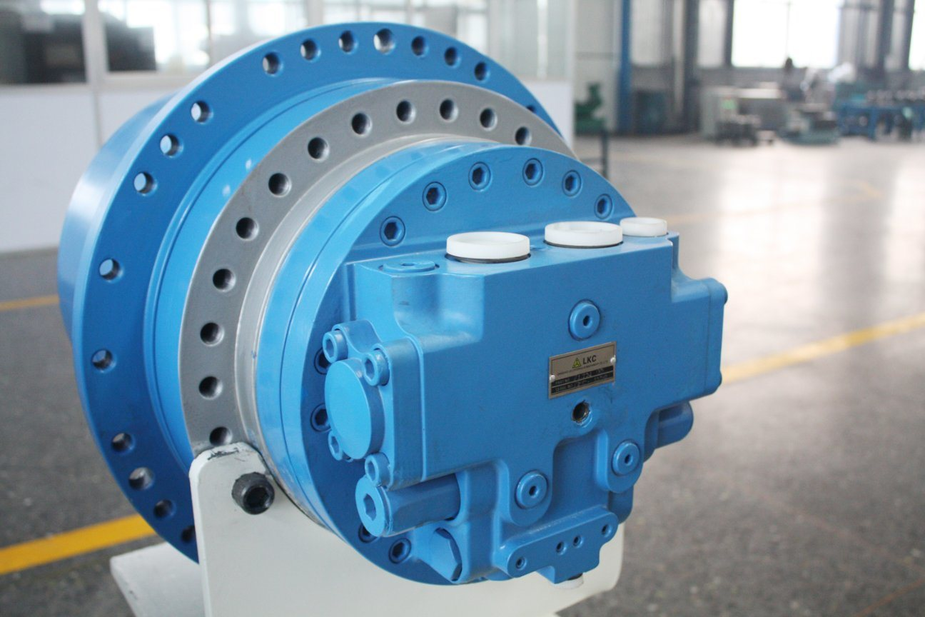 Final Drive Hydraulic Travel Motor for 10t~13t Excavator