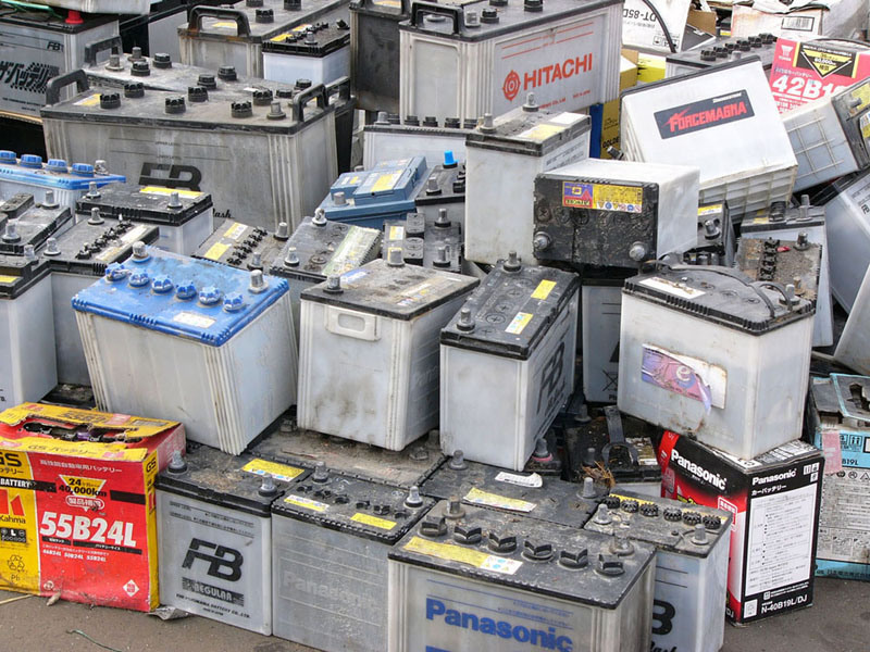 Spent Lead-Acid Batteries Recycling Line