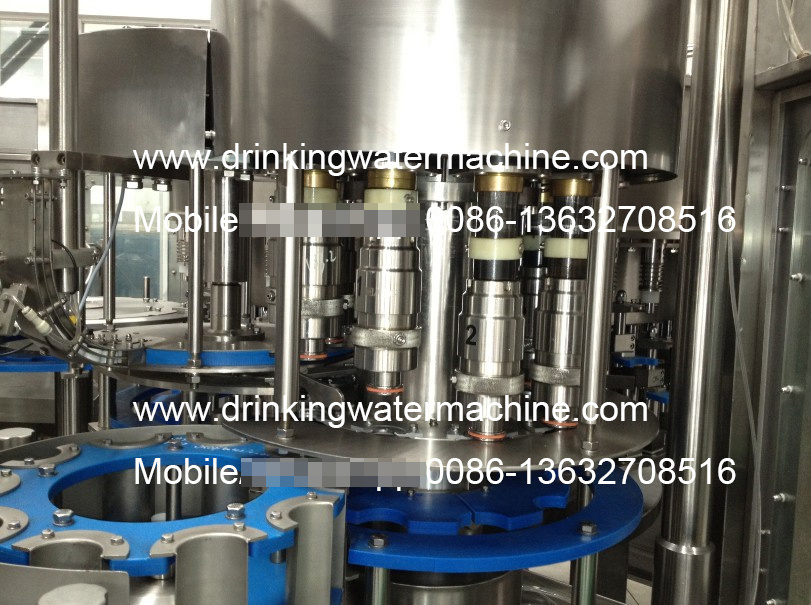 Water Filling Bottling Packing Machine