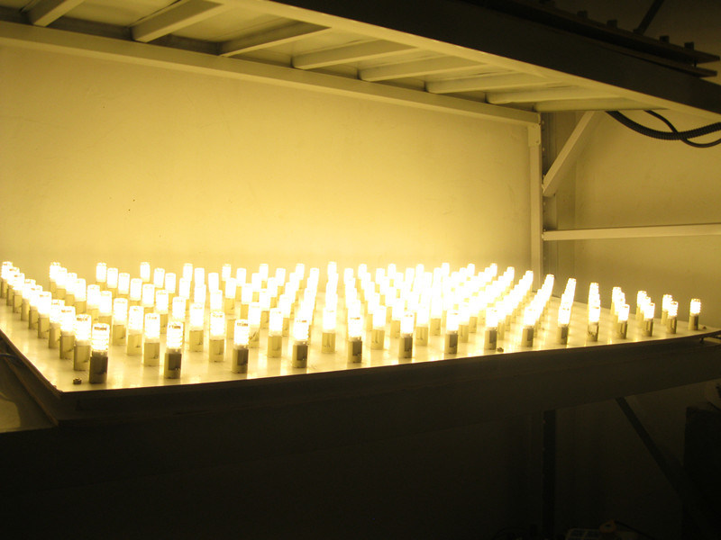 Mini Capsule 3W 6500k Ceramic AC230V G9 LED Bulbs