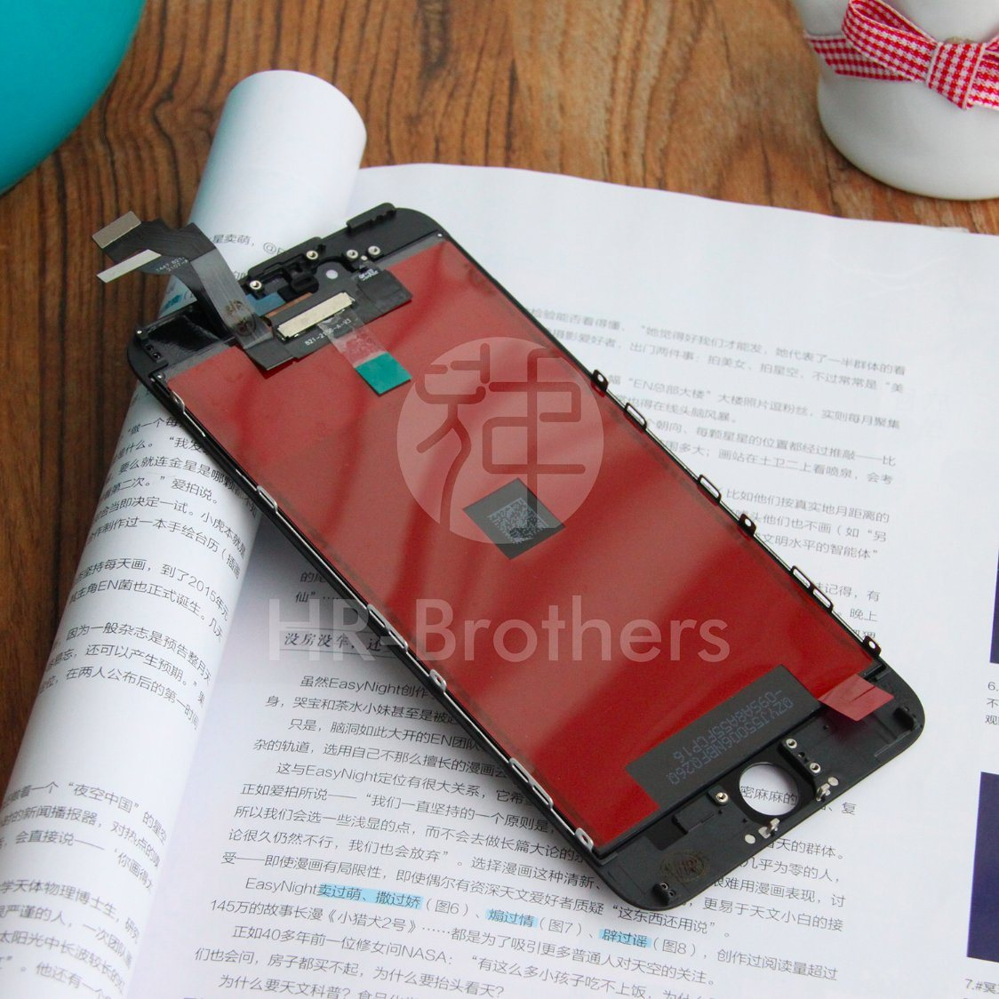 Cell Phone Accessories for iPhone 6 Plus LCD Touch Screen